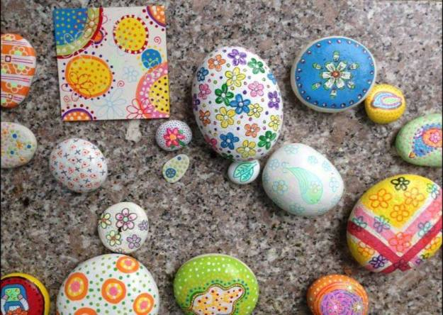 painted-rocks